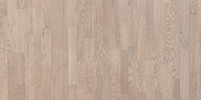 Паркетная доска Polarwood Classic 3х-полосная Living White Matt Дуб Робуст, 188*2266мм
